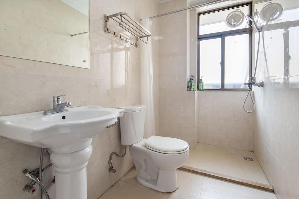 Two Bedrooms Apartment - Bathroom