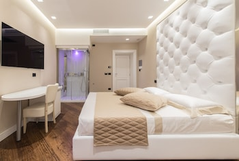 Foto del Piccolo Mondo Luxury Suites in Rome en Roma