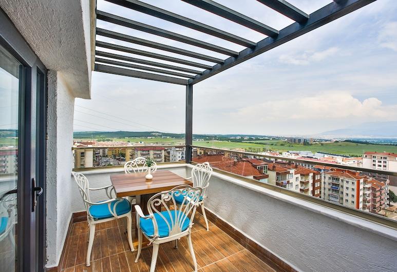 Kavala Hotel, Bursa, Suite superior, Sala de estar