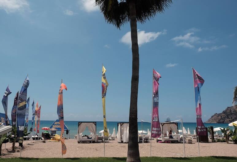 Çimen Otel, Alanya, Plaj