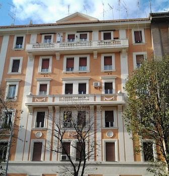 Roma bölgesindeki Hospitales del Pellegrino Trastevere resmi