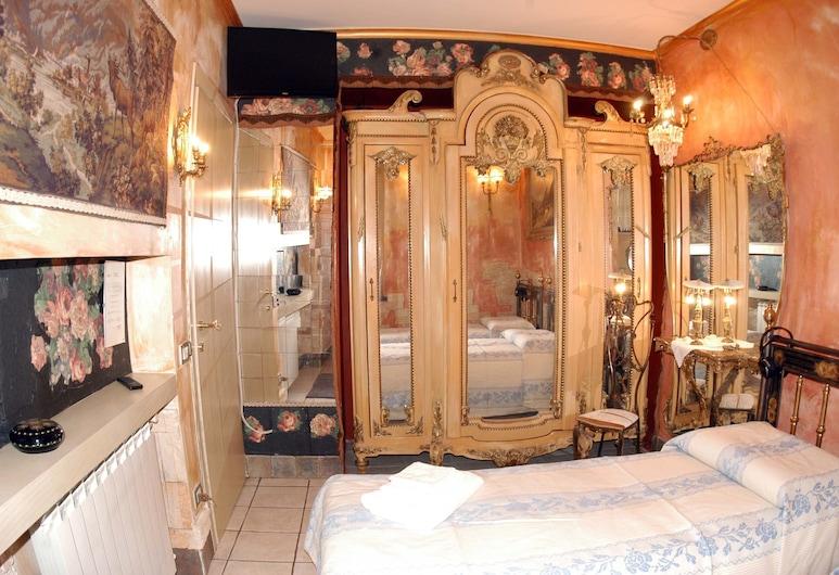 特拉斯提弗列 - 佩萊格里諾旅館, 羅馬, 標準雙人或雙床房, 客房