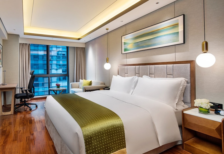 Holiday Inn Hotel And Suites Xi'An High-Tech Zone, Xi'an, Superior Room, 1 King Bed, Non Smoking, Guest Room
