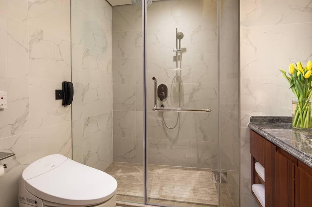 ห้องซูพีเรีย, เตียงเดี่ยว 2 เตียง, ปลอดบุหรี่ - ห้องน้ำ