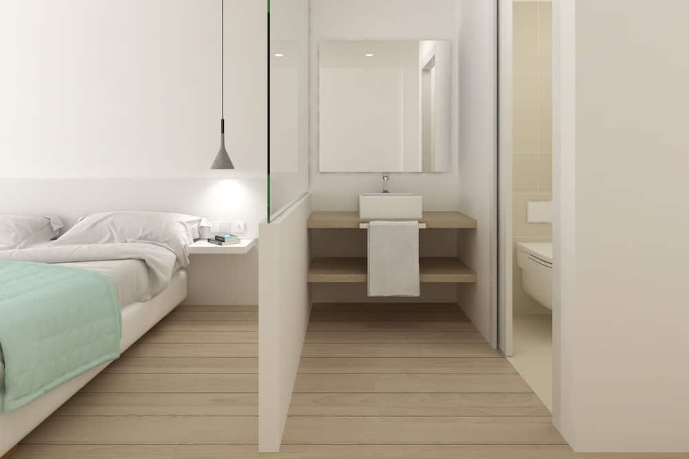 Exclusive Double Room, Non Smoking, Partial Sea View - Bathroom