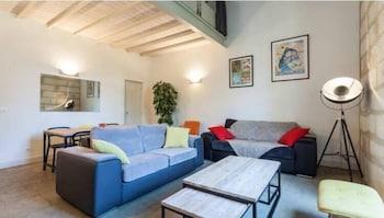 Montpellier bölgesindeki Grand Duplex Haussmannien 100 m² resmi