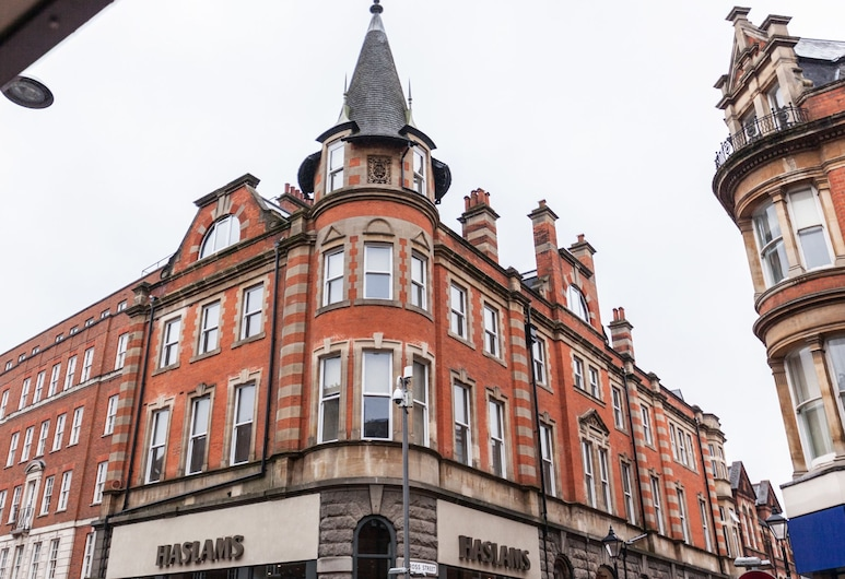Roomspace Apartments -Friar House, Reading, Front of property