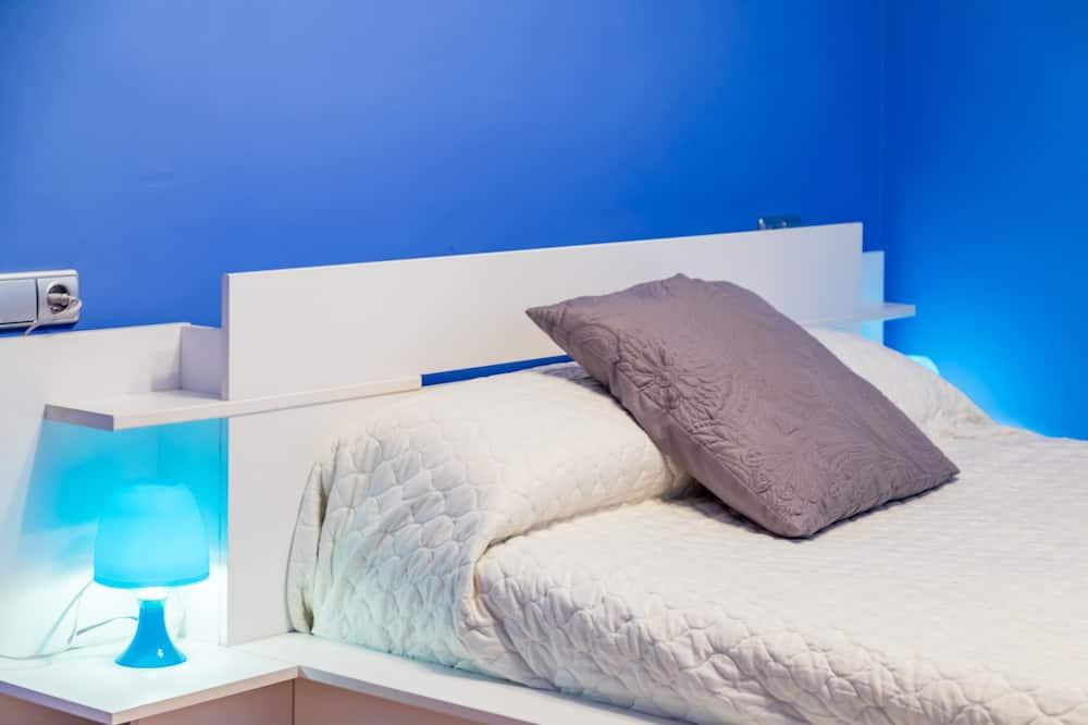 Apartment, 2Schlafzimmer, Küche, Flussblick - Zimmer