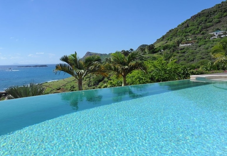 Villa Acamar, St. Barthelemy, สระว่ายน้ำ