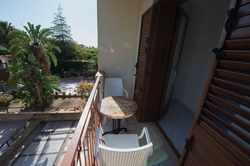 雙人房, 陽台 - 陽台