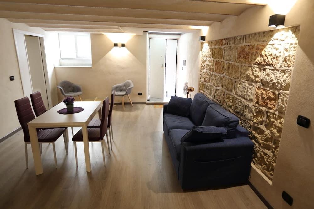 Appartamento Deluxe, 3 camere da letto - Soggiorno