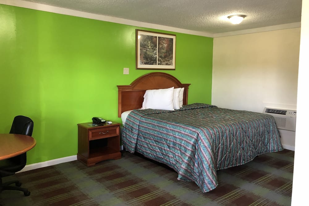 Phòng Tiêu chuẩn, 1 giường cỡ king - Phòng