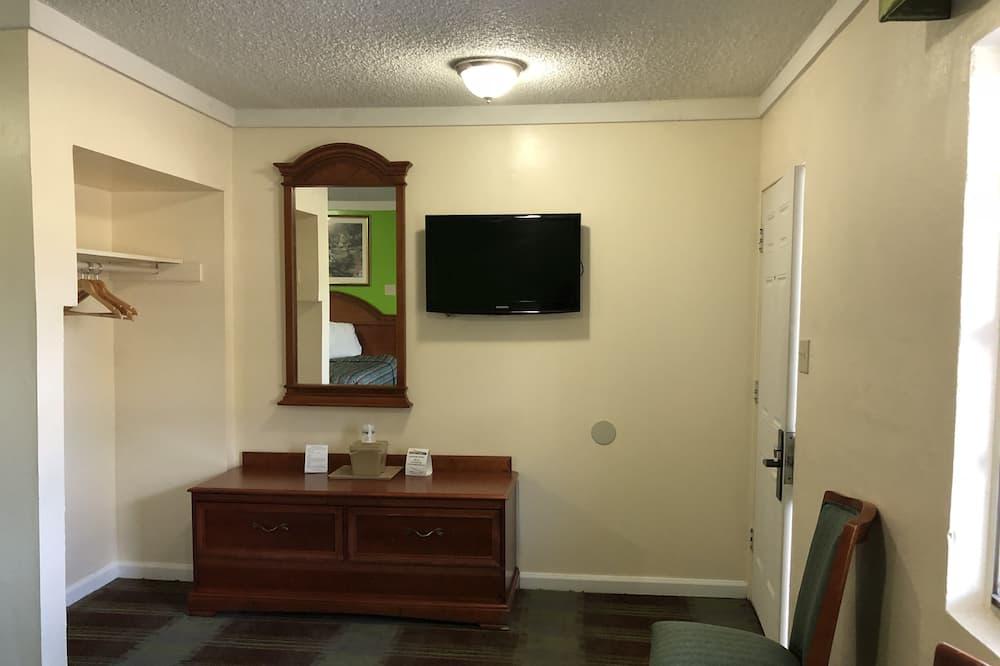 Phòng Tiêu chuẩn, 1 giường cỡ king - TV