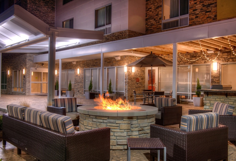 TownePlace Suites by Marriott St. Louis Chesterfield, Chesterfield, Terrass
