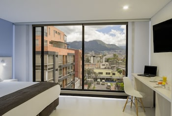 Enter your dates for special Bogotá last minute prices