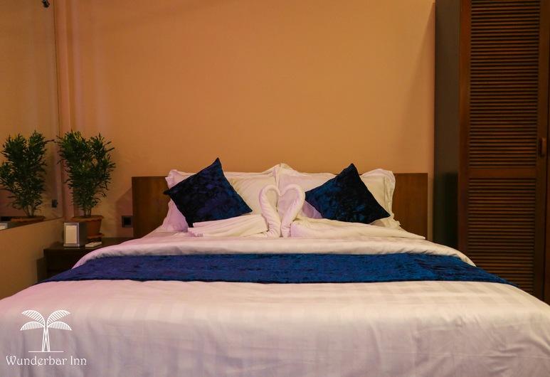 Wunderbar Inn, Maduvvari, Deluxe-herbergi með tvíbreiðu rúmi, Herbergi