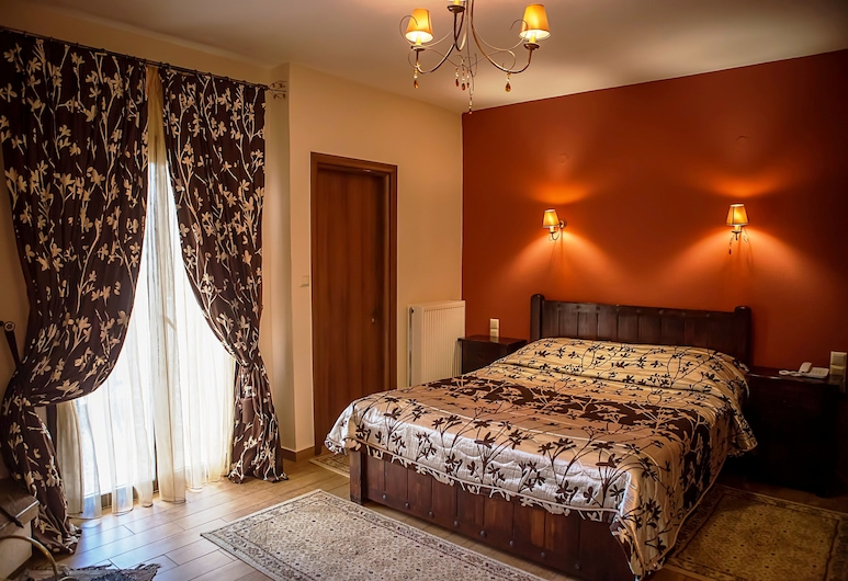 Andromeda Hotel Limni Plastira, Lake Plastiras, Classic Room, Mountain View, Guest Room
