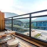 Pokój dwuosobowy z 1 lub 2 łóżkami typu Panoramic - Balkon