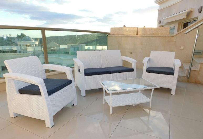Top Residence in Eilat Terrace W Jacuzzi, Eilat