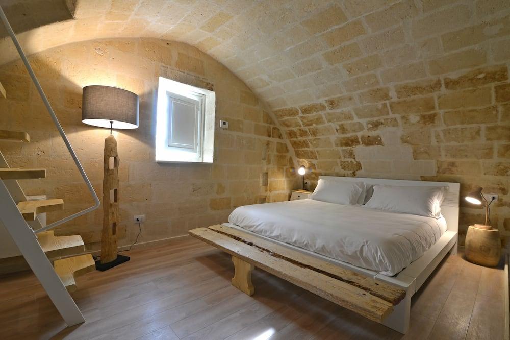 Habitación doble, terraza - Habitación