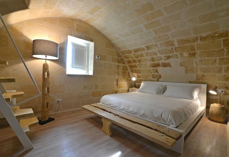 Comera, Matera, Double Room, Terrace, Guest Room