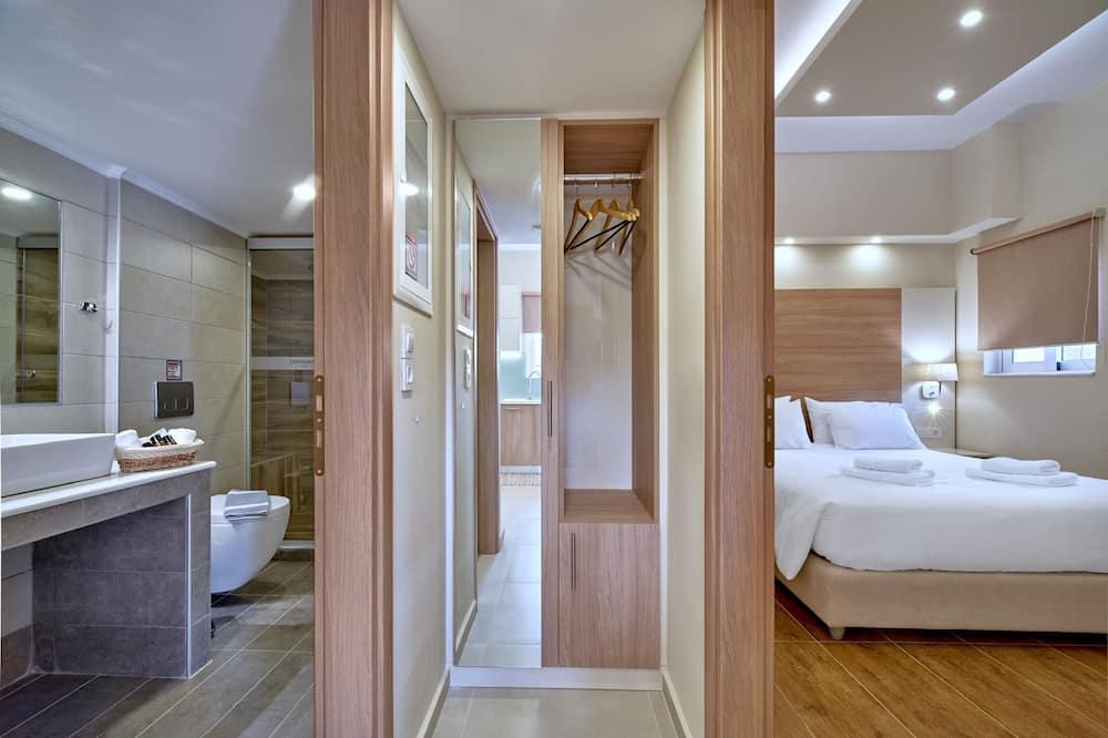 Apartment, Garden View (5) - Bathroom