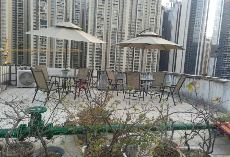 Laiyin Garden City Hostel, Thâm Quyến, Hiên