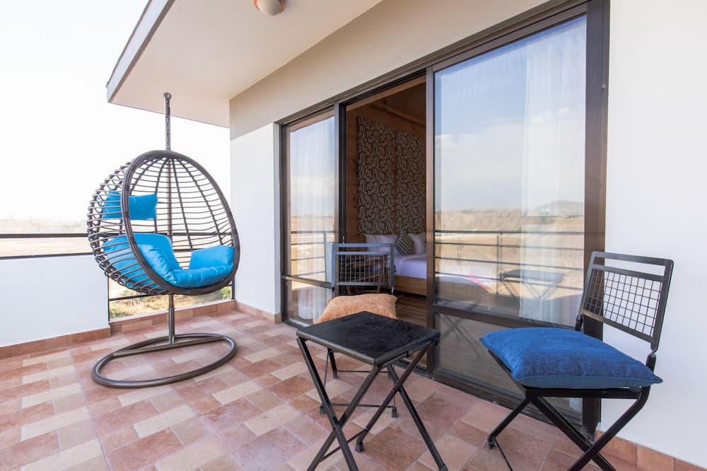 Suite Royal, 1 cama de matrimonio, vistas a la montaña - Balcón