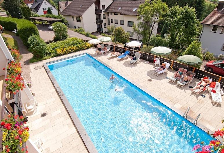 BSW - Schwarzwaldhotel Baiersbronn, Baiersbronn, Bazén