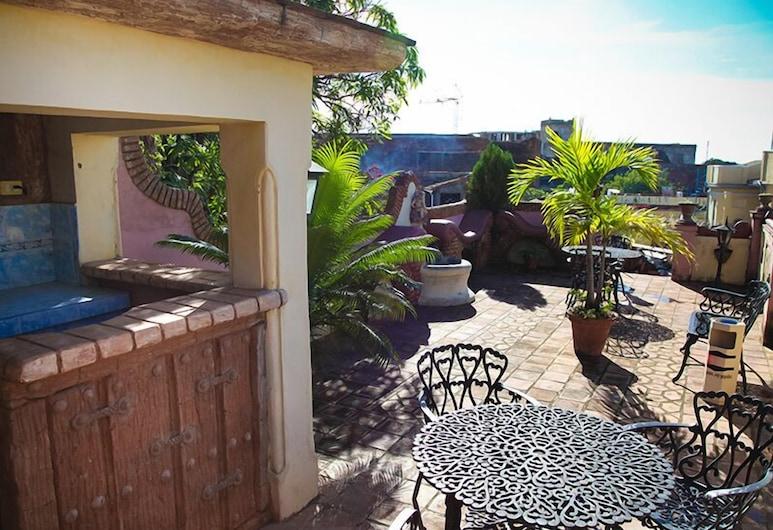 Hostal El Balcon, Trinidad, Raňajková miestnosť