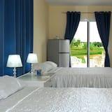 Habitación básica con 1 cama doble o 2 individuales - Vista de la habitación