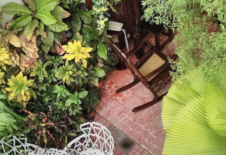 Casa Reyes y Carolina, Camagüey, Terrasse/Patio