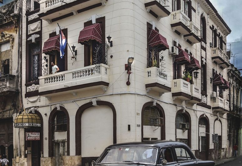Hostal Balcones Consulado, Havana