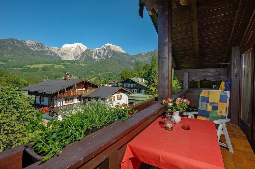 Apartment, Mountain View - Balcony