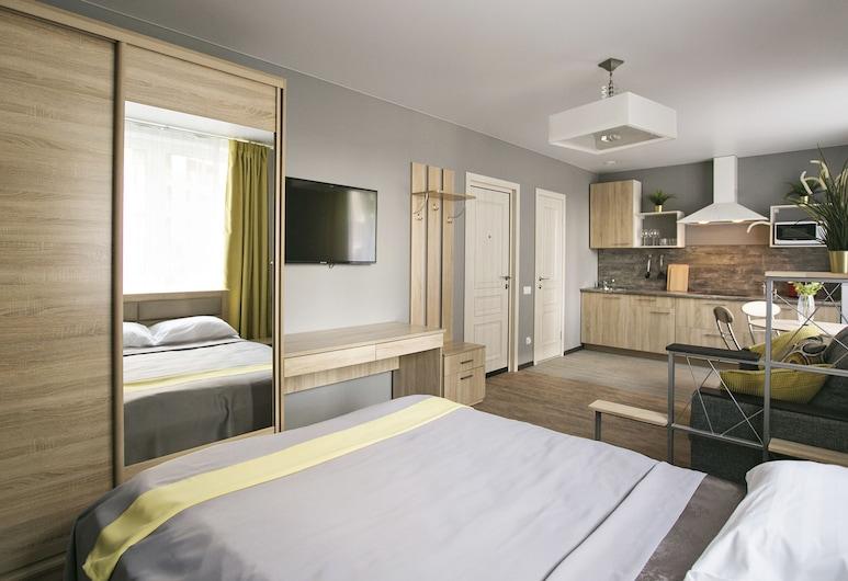 New Horizon Ovechkin Apartments, San Pietroburgo, Appartamento, Camera