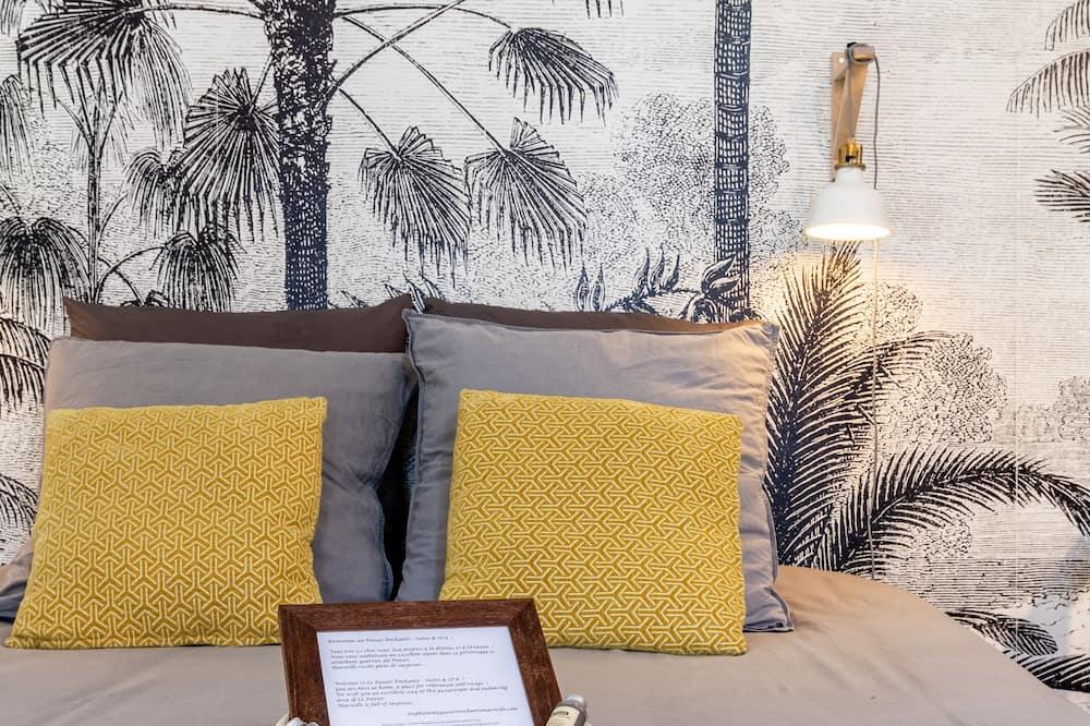 Comfort Apartment, Ensuite, Garden View (Loft Mezzanine) - Room
