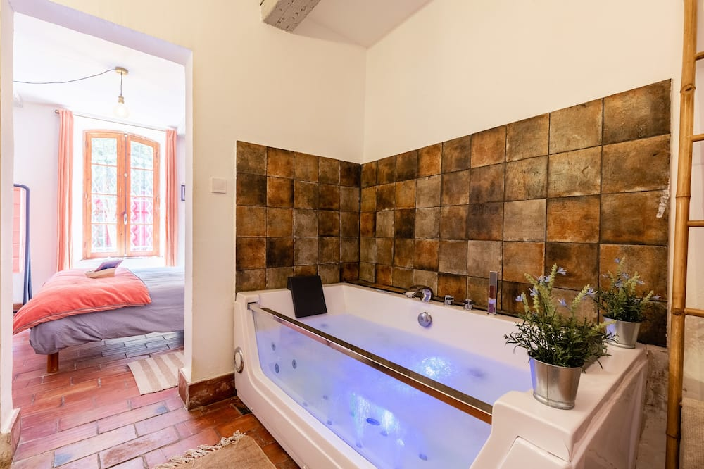Superior Suite, Private Bathroom, Garden View (Suite RDC) - Bathroom
