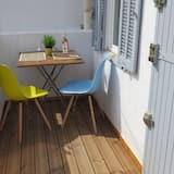 Superior Apart Daire, Özel Banyo (Suite Protis ) - Balkon Manzarası