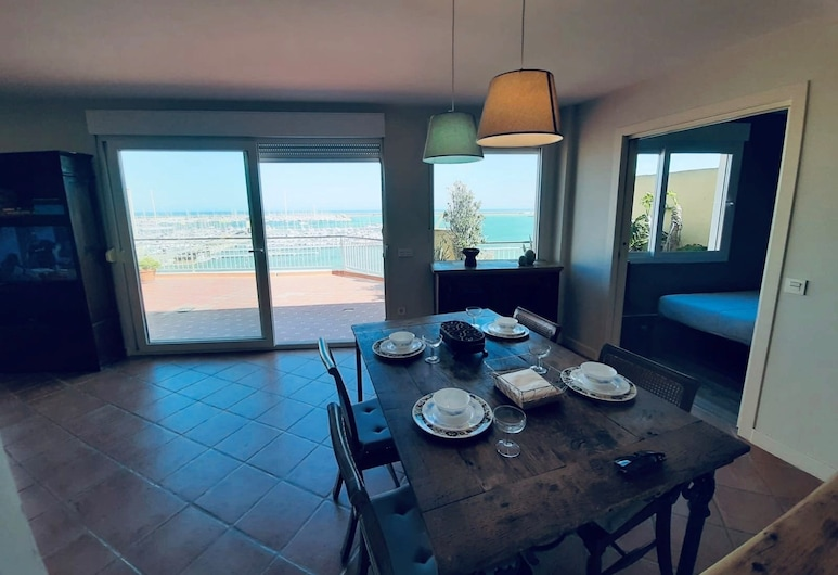 LuxuryDreams Nautical Club Torrevieja, Torrevieja, Apartament, 2 sypialnie, taras, Powierzchnia mieszkalna