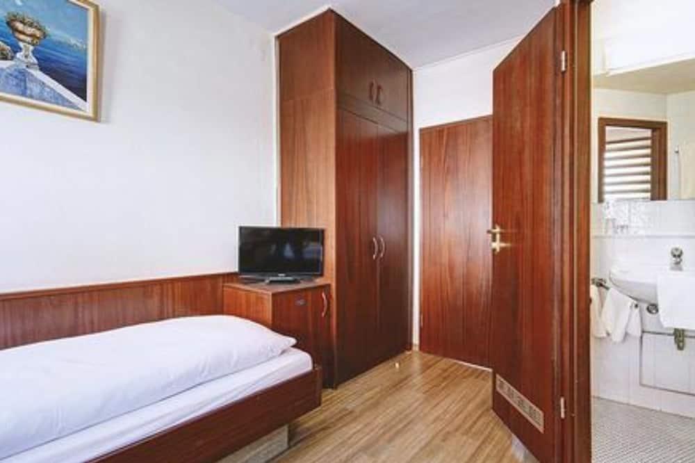 Dobbeltværelse - Opholdsområde