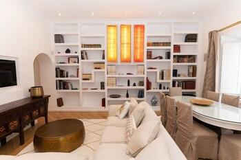 Selline näeb välja Luxury Laura Family Apartments, Rooma