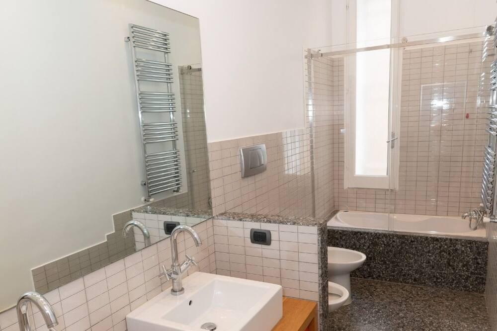 Апартаменты «люкс», 5 спален - Ванная комната