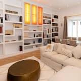 Апартаменты «люкс», 5 спален - Гостиная