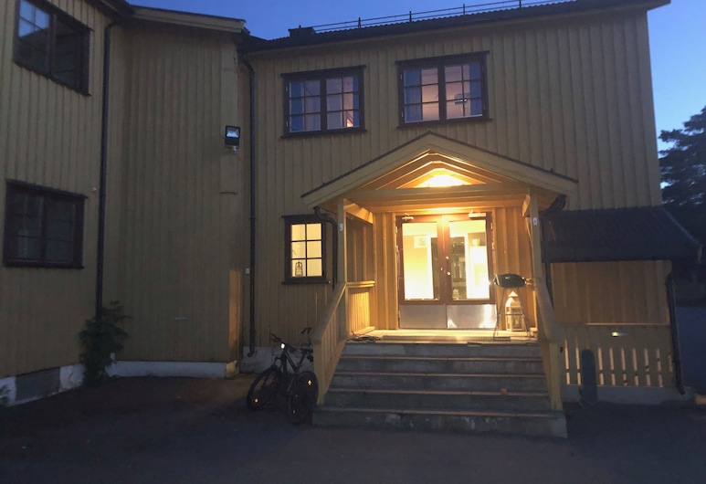 RiPPiT Living, Kongsberg, Pintu Masuk Hotel