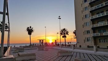 Cadiz — zdjęcie hotelu Primera Línea playa Victoria