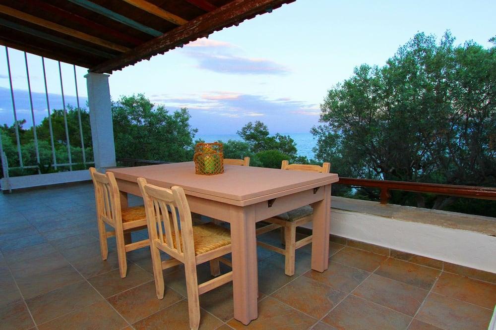 Apartment (Aegean) - Balkon