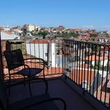 Pilsētklases studijas tipa numurs, terase, skats uz pilsētu (Cartolina) - Balkons