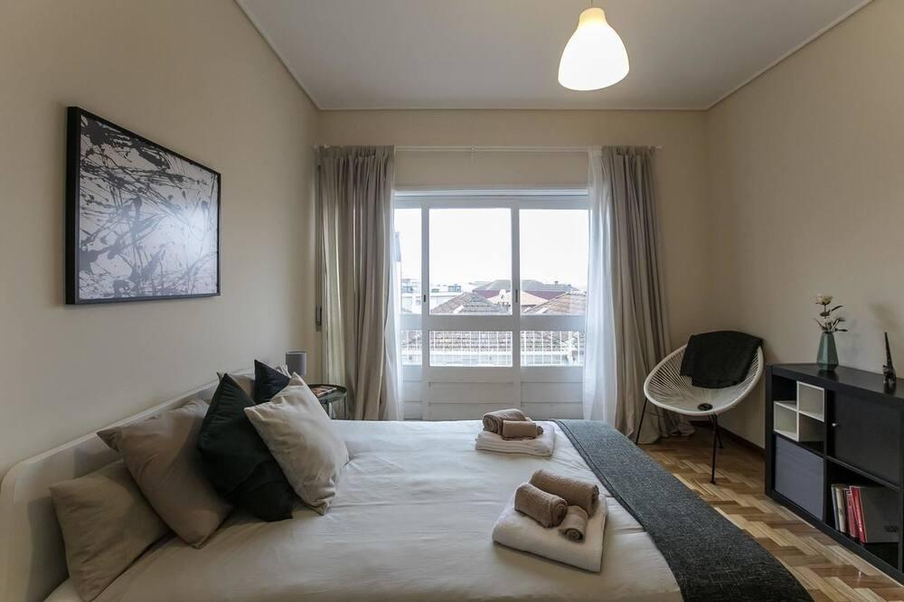 Apartamentai, 3 miegamieji - Kambarys
