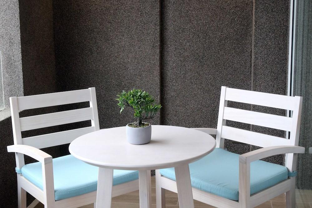 Стандартные апартаменты, Несколько кроватей, для некурящих - Балкон