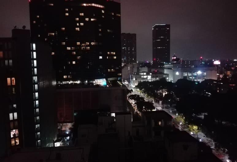 The New Carso Alameda Luxury Lofts, Mexiko-Stadt, Fassade der Unterkunft – Abend/Nacht